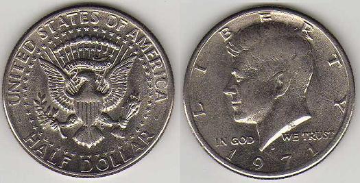 piece de monnaie rare americaine