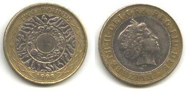 piece de monnaie uk