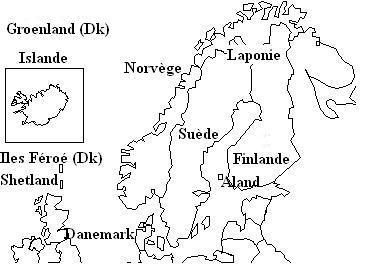 Les pays nordiques la scandinavie Maison de la scandinavie et des pays nordiques